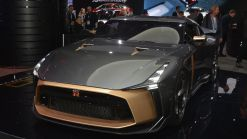 $1.1 Million Nissan GT-R50 By Italdesign Splits Opinions In The Big Apple