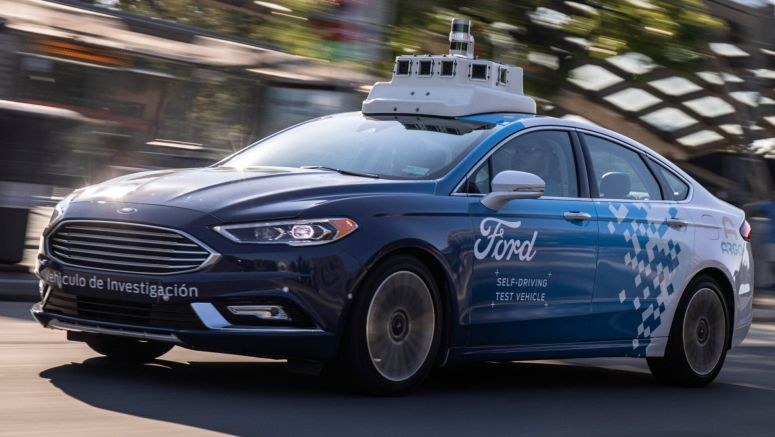 Ford, GM And Toyota Team Up To Develop Standards For Autonomous Vehicles