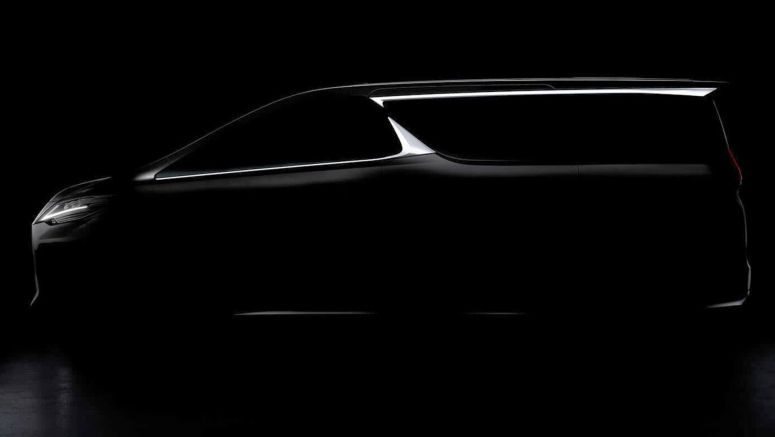 The Lexus Of Minivans Is Really Coming, LM Name Confirmed