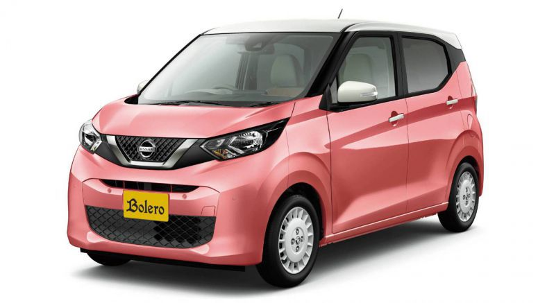 Japan-Only 2019 Nissan Dayz Comes In Three Distinct Flavors