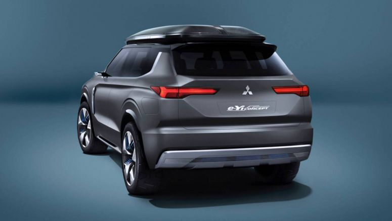 Mitsubishi e-Yi Concept Is The Engelberg Tourer Reloaded For Asian Debut