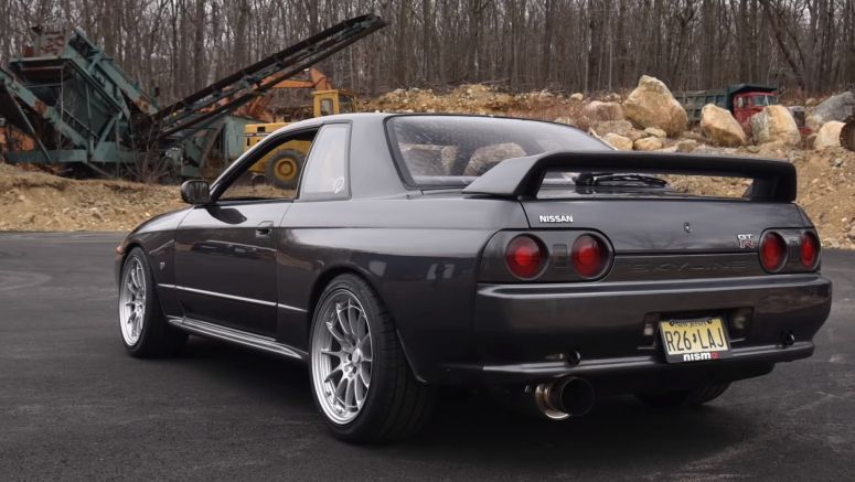 The Nissan Skyline R32 GT-R Makes Supra Values Look Even Sillier
