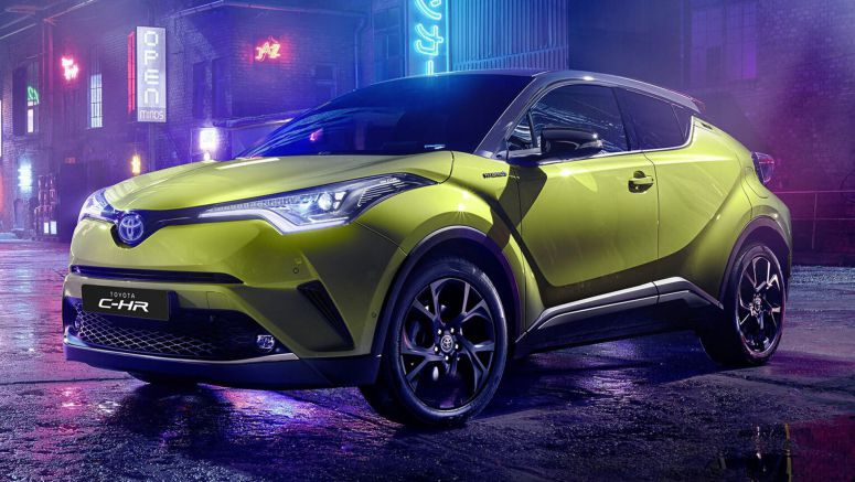 Toyota C-HR Neon Lime By JBL Wants To Provide Aural Delight