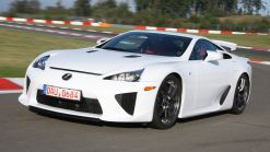 UPDATE: There are 5 unsold Lexus LFAs left in the U.S.