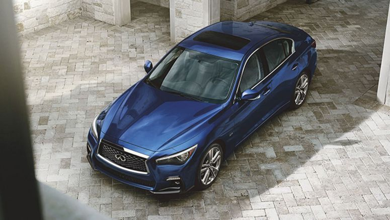 2019 Infiniti Q50 Signature Edition Unveiled, On Sale Next Month