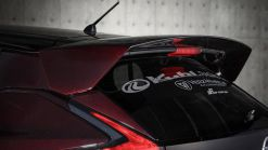 2019 Nissan Leaf Gets An Attitude Adjustment From Kuhl Racing