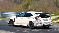 Honda Civic Type R Prototype Could Be Facelifted Model, Lightweight Special, Or Both