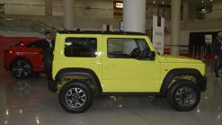 You Can't Buy The New Suzuki Jimny In The U.S., But You Can See It In NYC