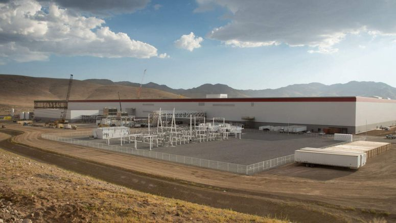 Tesla And Panasonic Freeze Plans To Extend Gigafactory 1 In Nevada