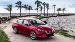 2020 Nissan Versa revealed with a more stylish new look