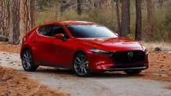 Mazda considering a 'hyper' Mazda3 with the 250-hp 2.5-liter turbo four