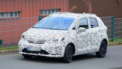 2020 Honda Fit / Jazz Spied In Standard And Crossover Trims, Shows Off New Interior