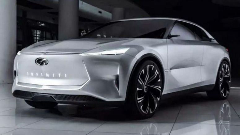 Infiniti Qs Inspiration Electric Sports Sedan Concept Leaks Ahead Of Shanghai Debut