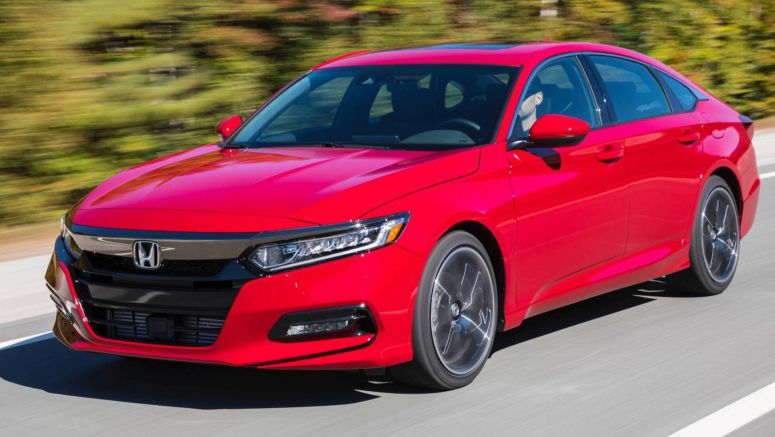 Honda Slowing Accord, Civic U.S. Production Though Isn't Giving Up On Sedans