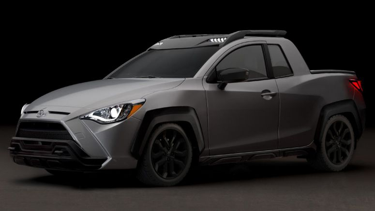 Toyota Beats Ford To The Punch With New Yaris Adventure Pickup