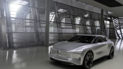 Infiniti Qs Inspiration shows itself before Auto Shanghai