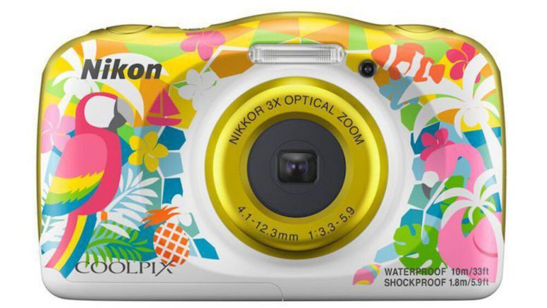 Nikon COOLPIX W150 Kid-Friendly Camera Launched