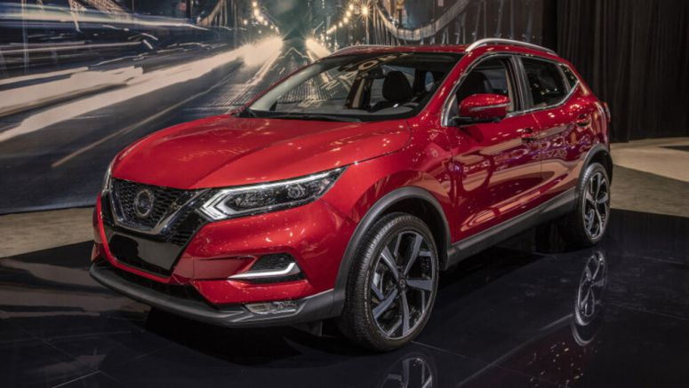 Nissan Rogue crossovers investigated for unexpected braking