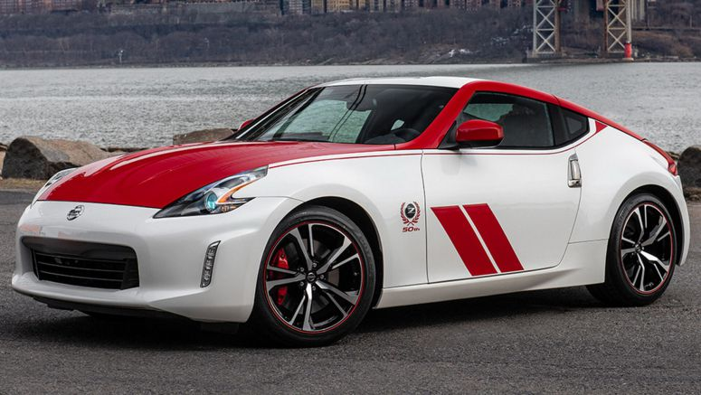 2020 Nissan 370Z 50th Anniversary Edition Gets '70s-era 240Z Throwback Color Scheme