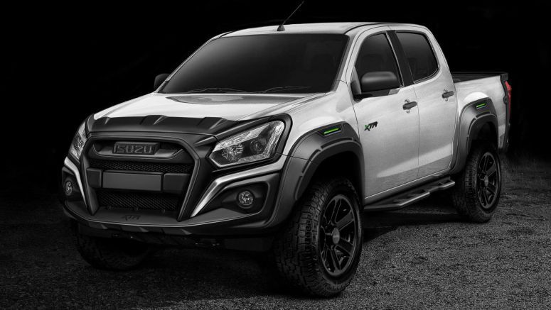 Isuzu D-Max XTR Coming This Fall, Priced From £33,999