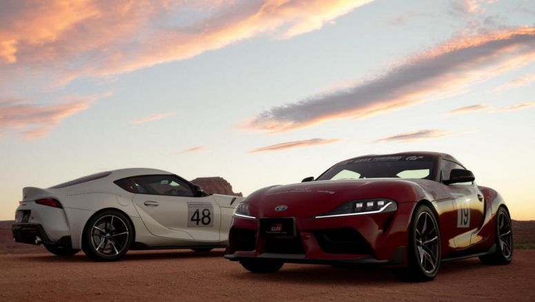 Gran Turismo Sport's One-Make 2020 Toyota Supra Racing Series Launches April 27
