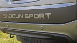 Mitsubishi Shogun Sport SVP Concept Looks Ready To Tackle The Trails