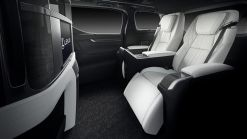 Lexus LM Breaks Cover As Ultra Luxurious Minivan For China, Other Asian Markets