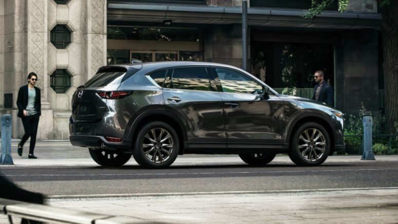 2019 Mazda CX-5 Signature AWD diesel unveiled in New York