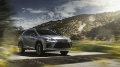 2020 Lexus RX350 and RX450h debut with refreshed styling and updated tech