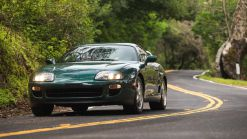 One-Owner 1997 Toyota Supra Twin Turbo Manual Could Sell For Crazy Money