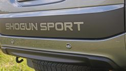 Mitsubishi Shogun Sport SVP Concept is the offroad Mitsu we want