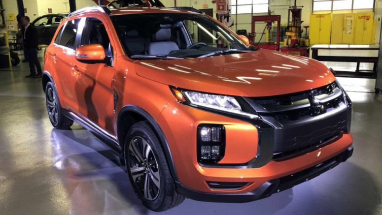 Mitsubishi realigning its SUV range to create more size difference