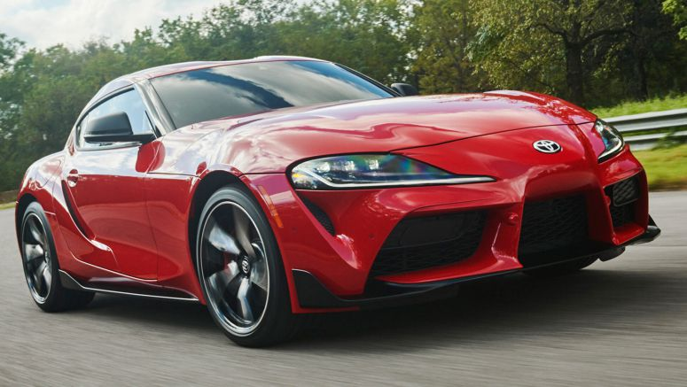 Four-Cylinder Supra Gets Certified, But Toyota Says No Plans For It In US At This Point