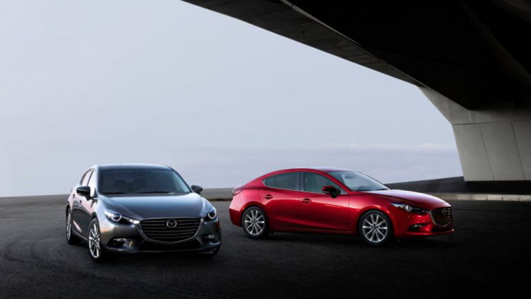 Mazda recalls 2016-2018 Mazda3s for faulty windshield wipers