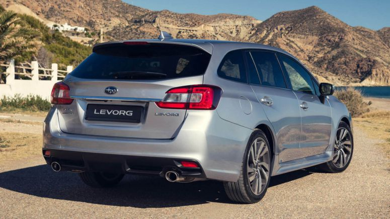 Subaru Levorg Gains 2.0-Litre Petrol Unit, Other Upgrades In UK