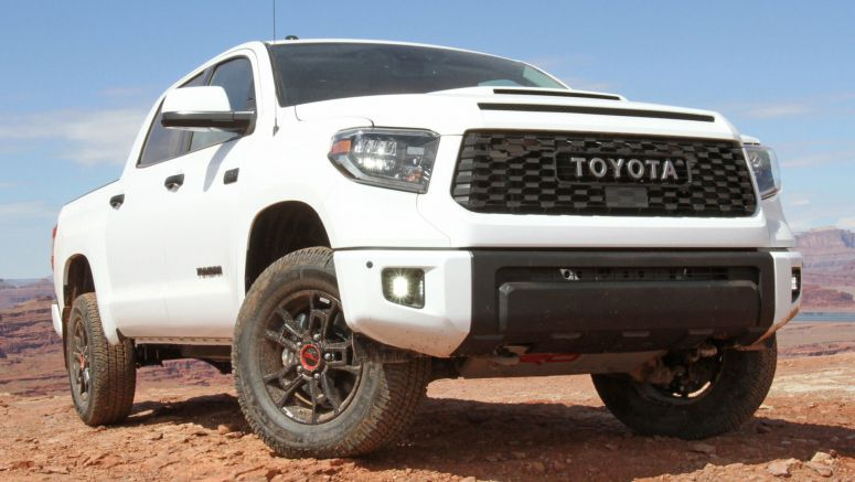 Next-Gen Toyota Tundra Rumored To Get A Hybrid Powertrain With A Turbo 3.5-Liter V6