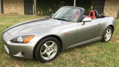 Buy This 2001 S2000 Before Prices For Honda's Roadster Go Through The Roof