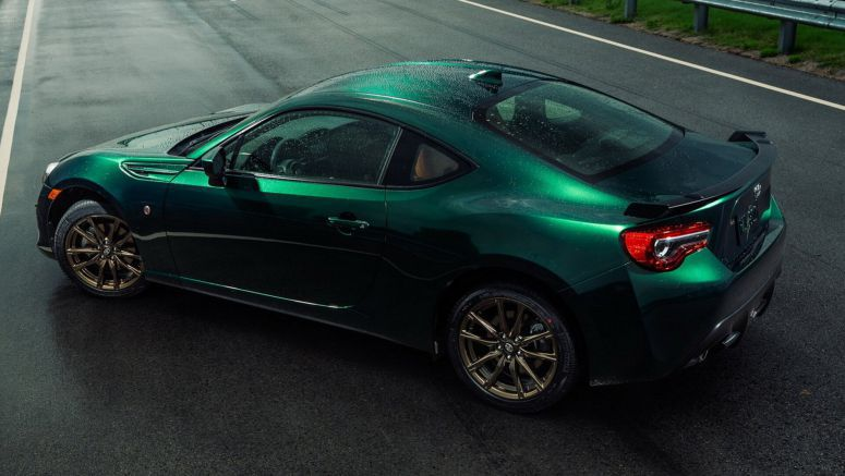 Only A Third Of New Toyota 86s In The US Were Sold With A Manual Last Year