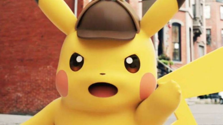 New Detective Pikachu Game Announced For Nintendo Switch