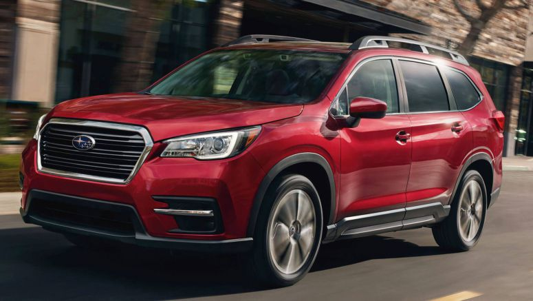 2020 Subaru Ascent Comes With Very Few Updates, Priced From $31,995