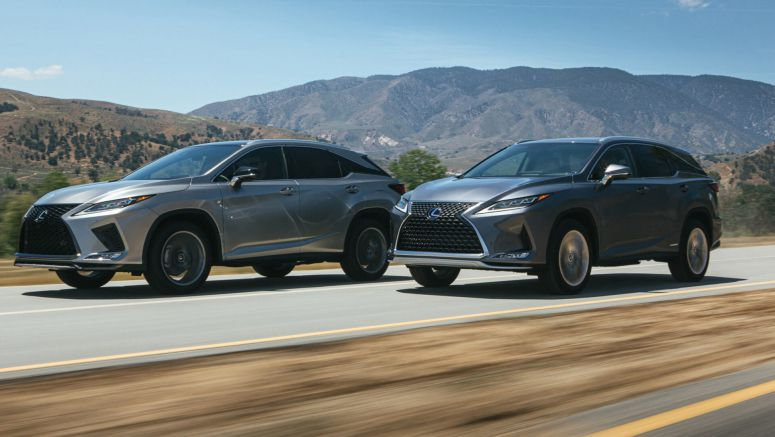 2020 Lexus RX Gets Revised Looks And A Touchscreen Along With Apple CarPlay And Android Auto