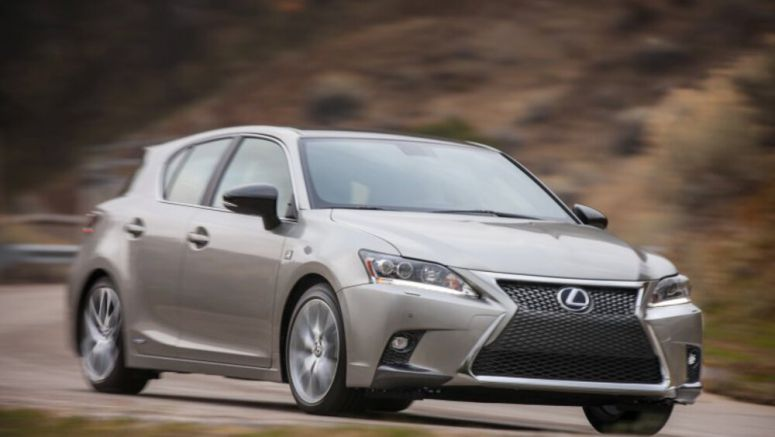 A replacement for the Lexus CT 200h is due to arrive in 2021