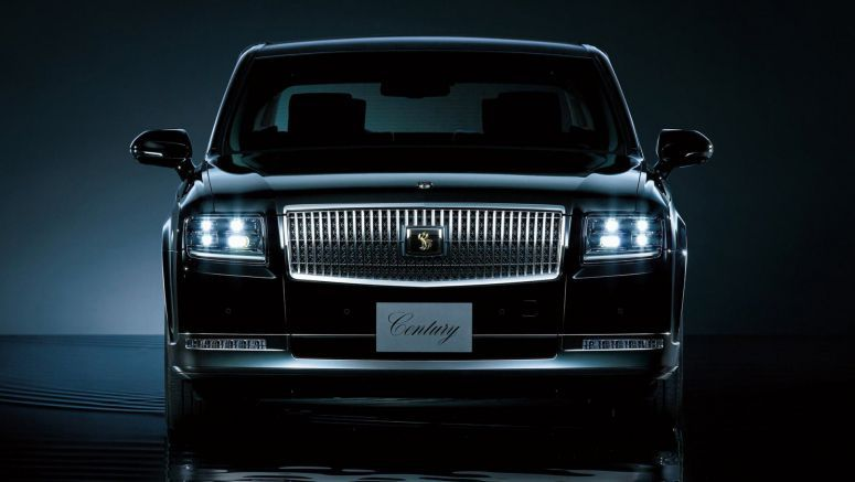 Japan's New Emperor To Get A One-Off Toyota Century Droptop