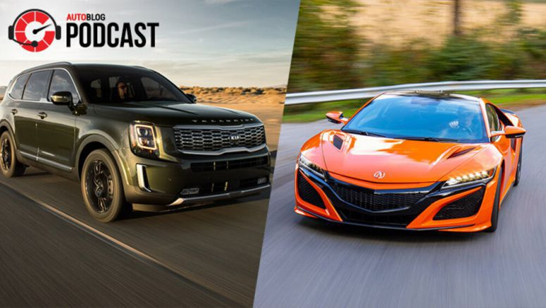 2020 Kia Telluride impressions and huge Acura NSX discount | Autoblog Podcast #581