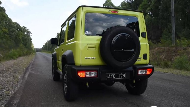 New Suzuki Jimny Is Aimed At 4×4 Enthusiasts, But How Does It Go On Tarmac?