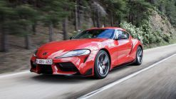 Toyota Is Thinking About A Manual Supra But Doesn't Seem Sold On The Idea