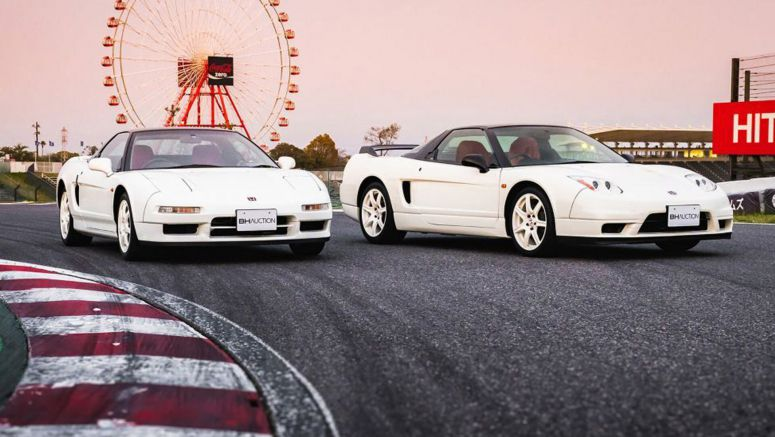 These Two Low-Mileage Honda NSX Type Rs Are A Japanese Dream
