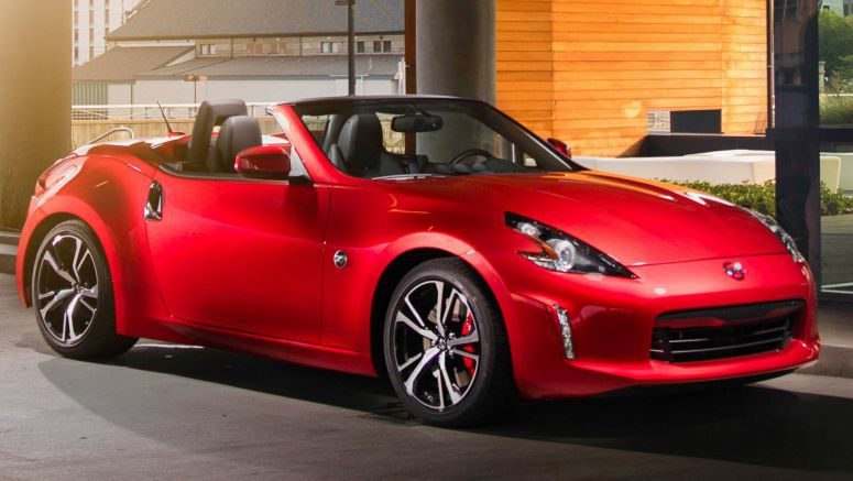 Nissan 370Z Roadster Gets The Axe As Company Focuses On The Coupe