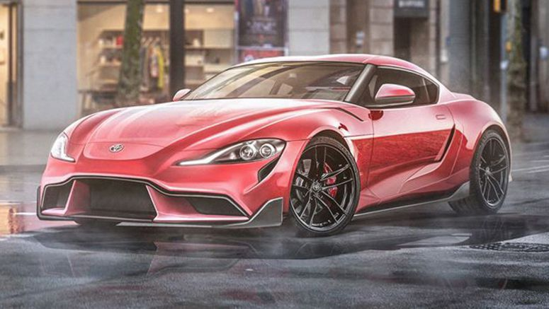 What If The New Toyota Supra Was Built With Ferrari, Peugeot, Or Mercedes?