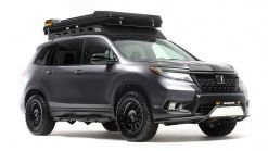 2019 Honda Passport and Ridgeline get off-road treatment from Jsport